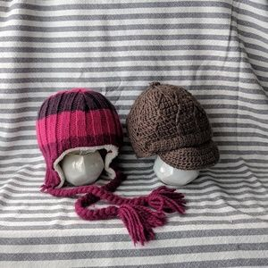 Bundle of Two Beanies